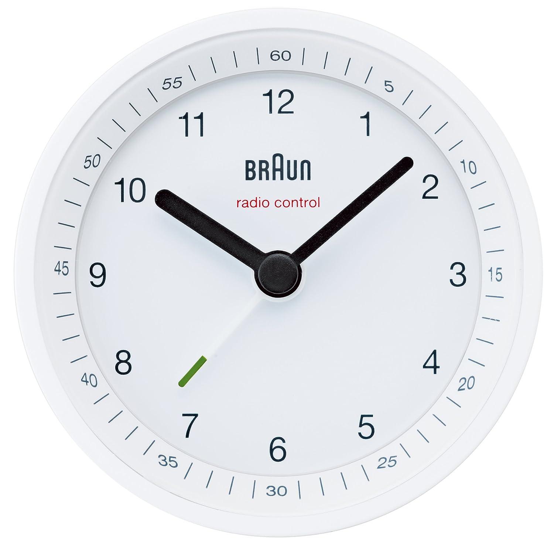 【正規輸入品】 BRAUN(ブラウン) 目覚まし時計 BNC007WHWH B006IJ6E6G