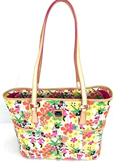 Amazon.com: Dooney & Bourke - Bolso de nailon para la compra ...