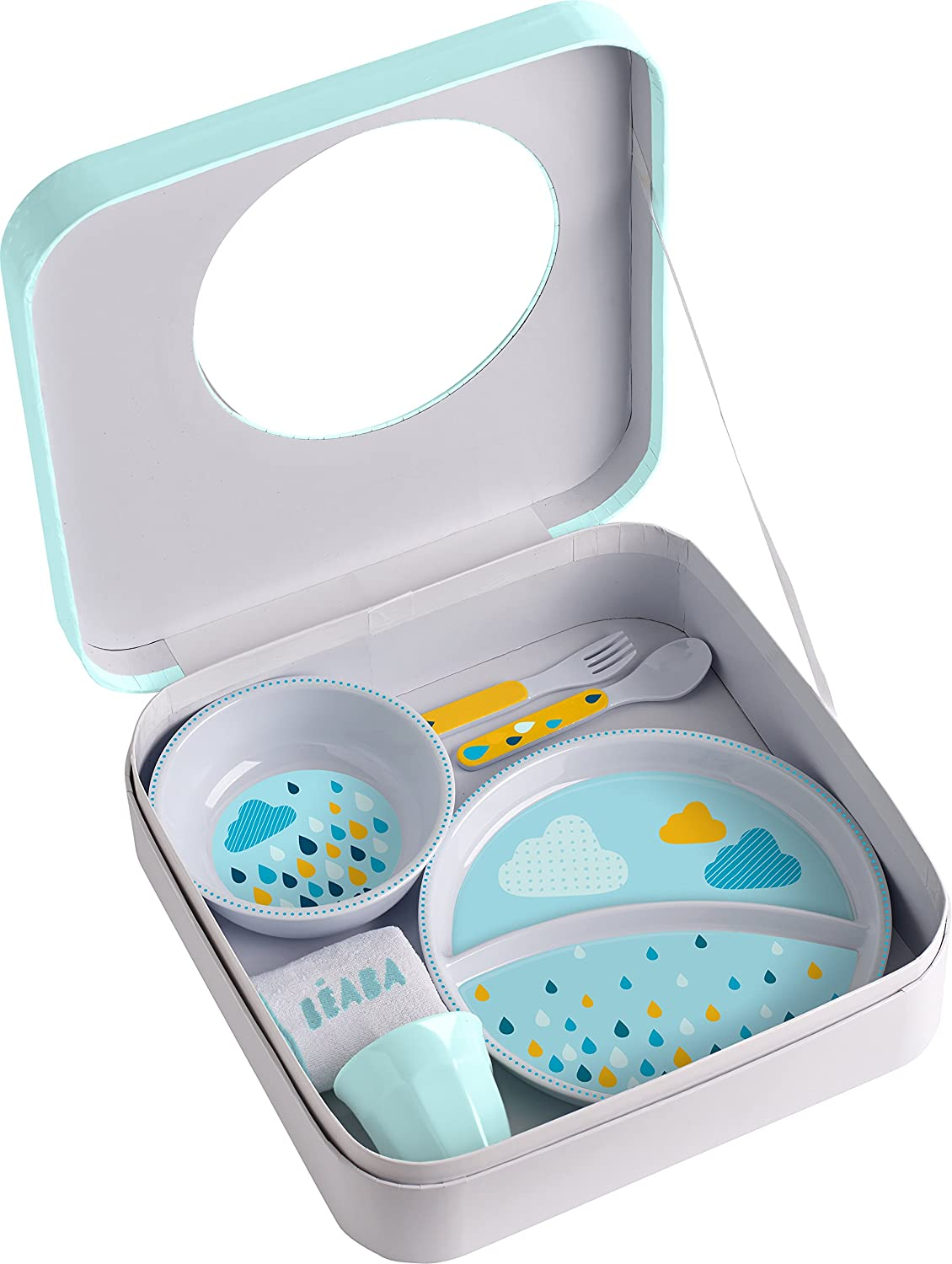 BEABA Gift Meal Set (Rainbow) 913407