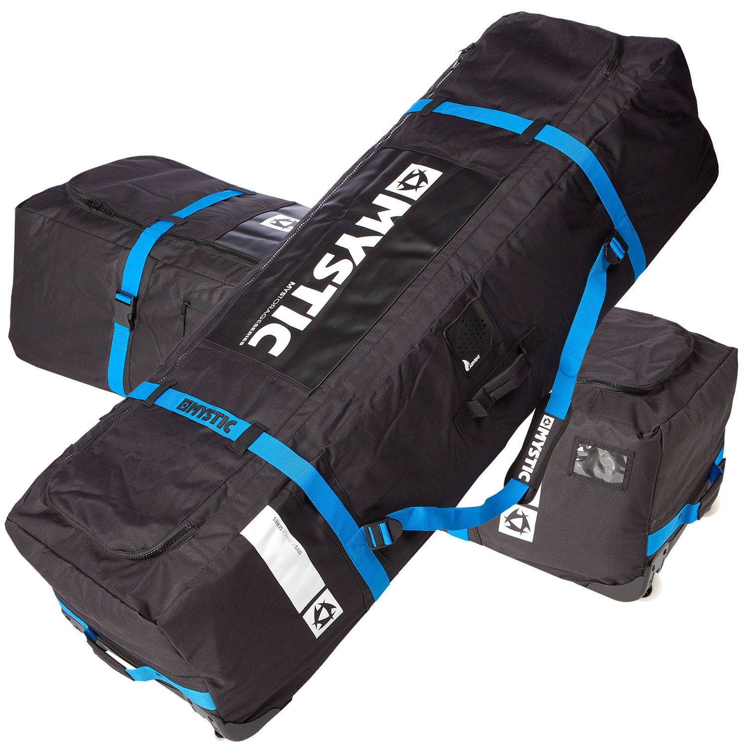 Mystic Gear Box Deluxe Kiteboard Bag With Wheels 130700 Bag Size ...