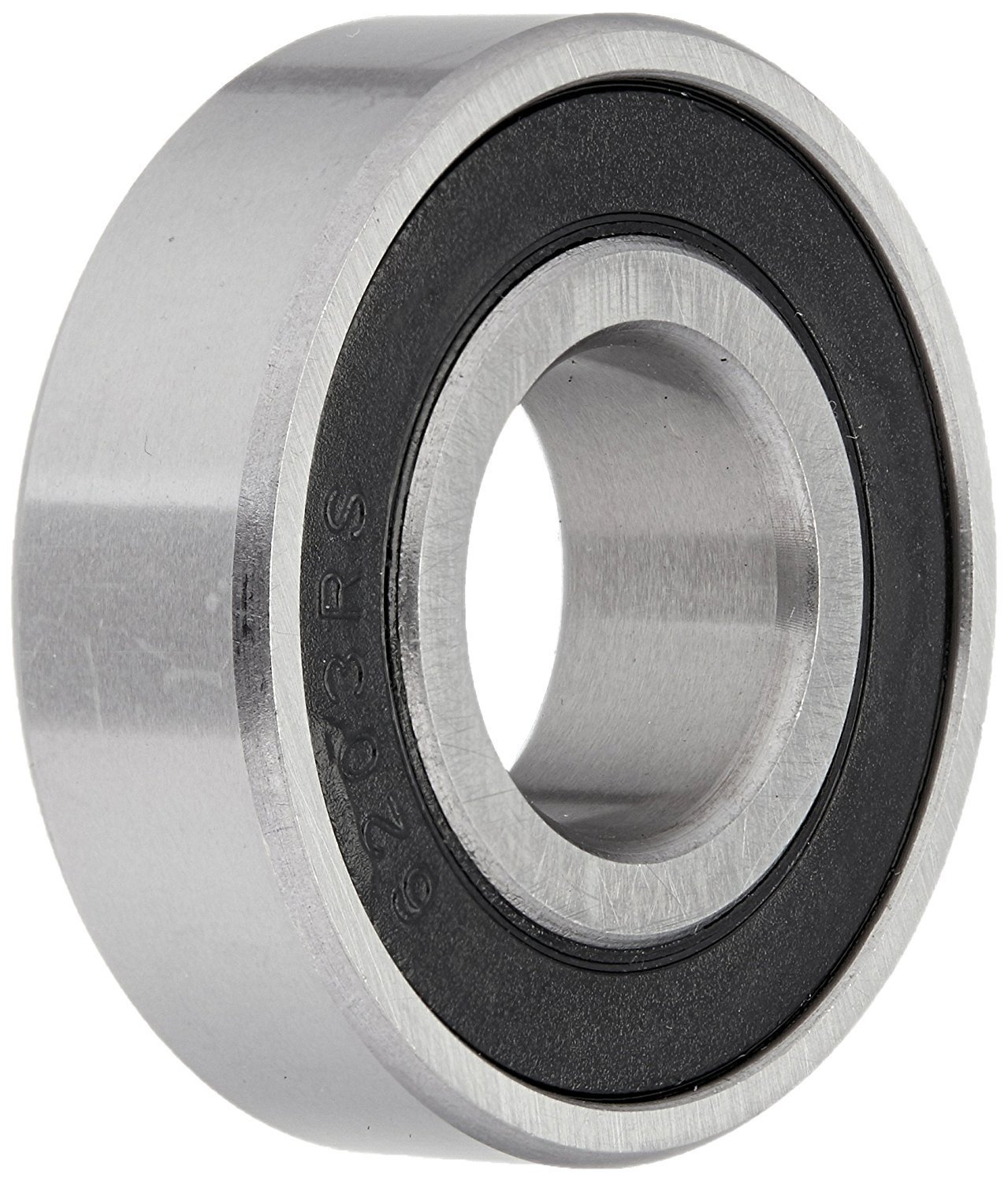 6203-2RS Sealed Bearings 17x40x12 Ball Bearing / Pre-Lubricated-200 Bearings by BC Precision