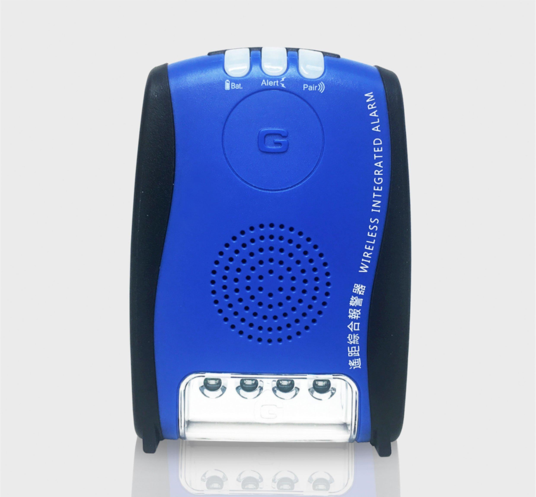 Wireless Integrated Alarm