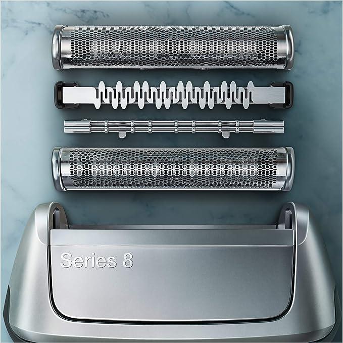 Braun Series 8 8350s - Afeitadora Eléctrica Hombre de Nueva ...