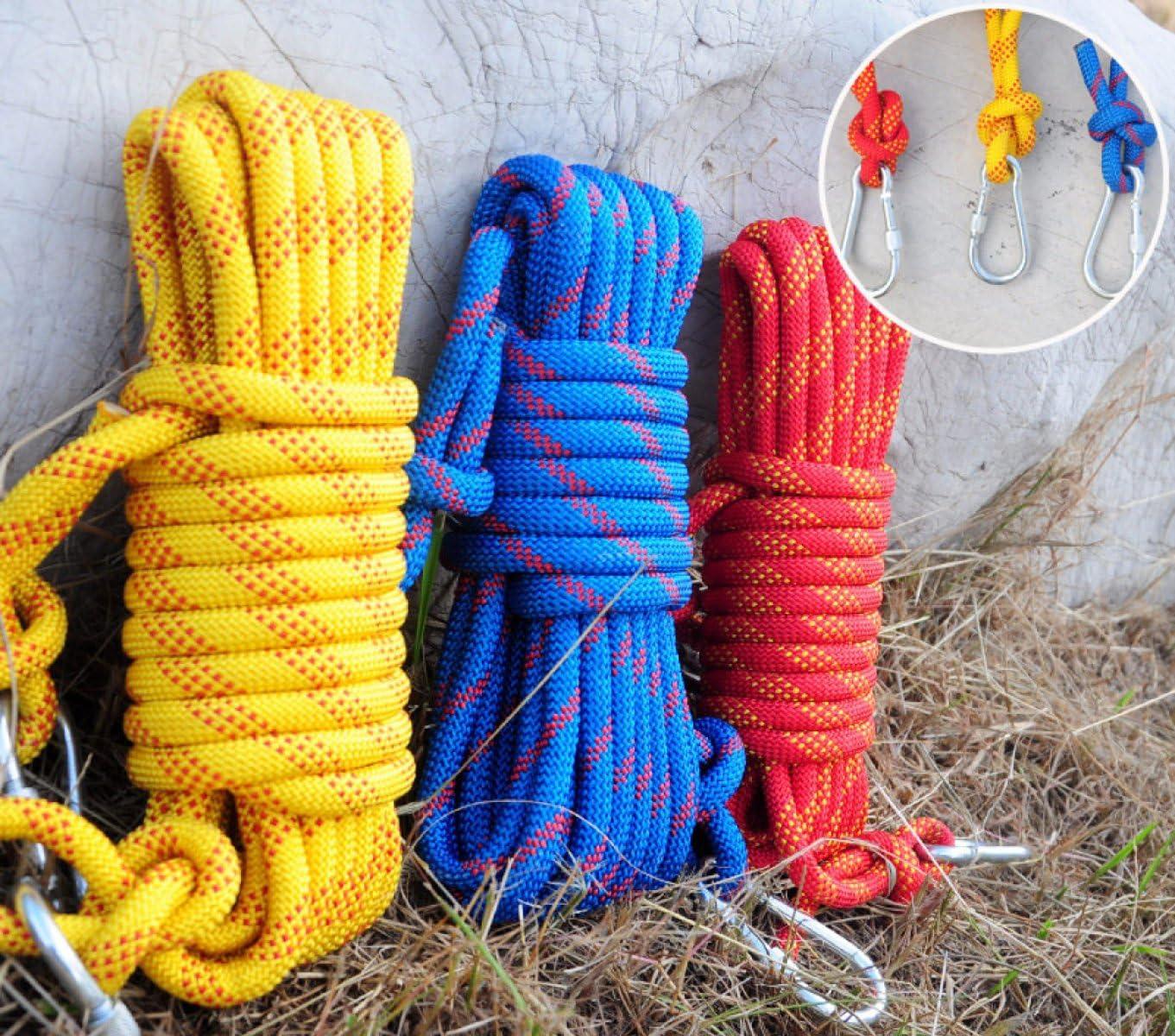 Cuerda De Escalada Al Aire Libre Cuerda Trepadora De 12mm 10m ...