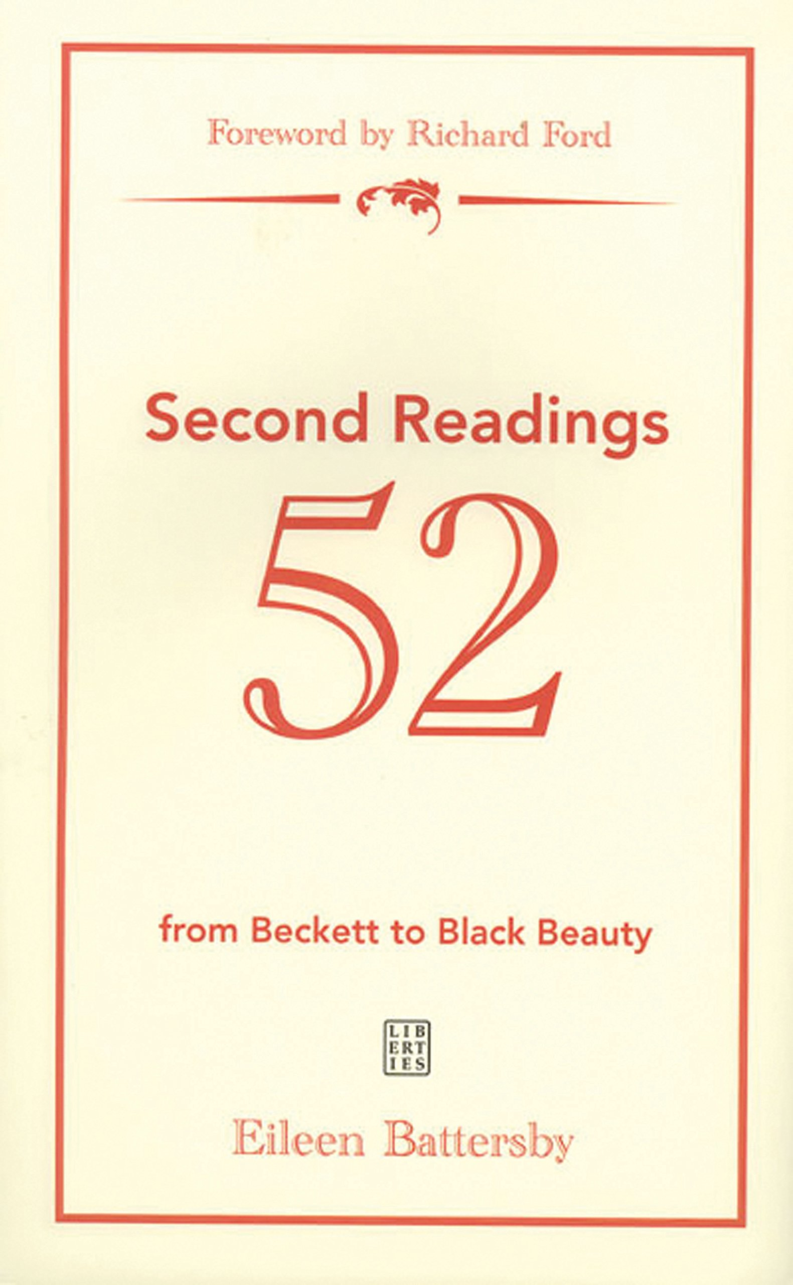 Second Readings: From Beckett to Black Beauty pdf