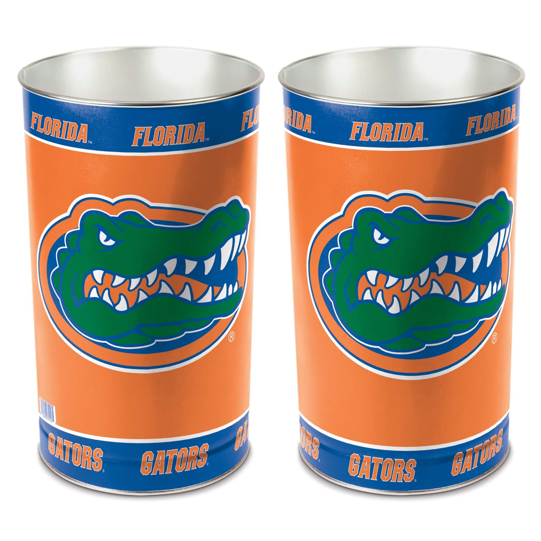 WinCraft NCAA Florida Gators Wastebasket