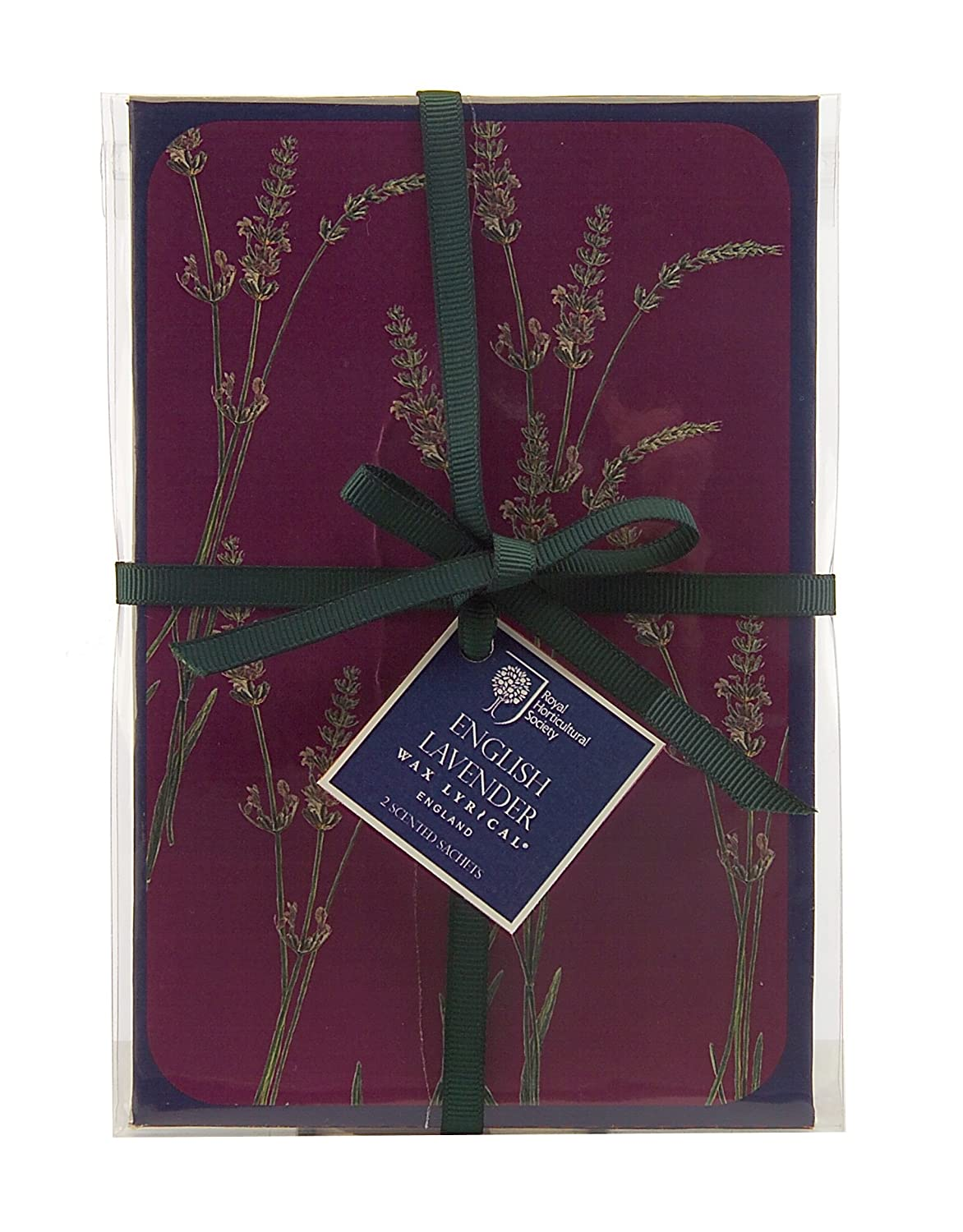 RHS English Lavender Scented Sachets, Set of 2 Wax Lyrical RH5610