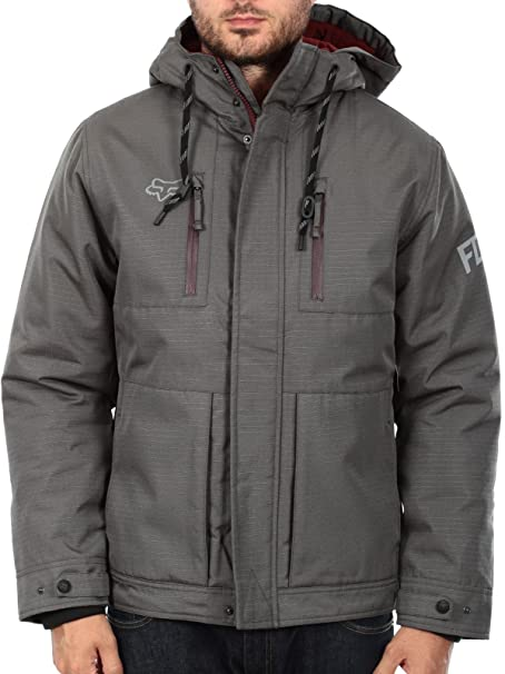Fox Racing Chaqueta YS Roosted Jacket GR XL: Amazon.es: Ropa ...