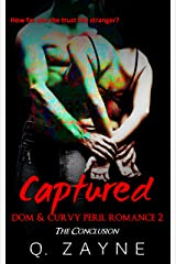 Captured—Dom & Curvy Peril Romance (Star Skull Duet Book 2) Kindle Edition