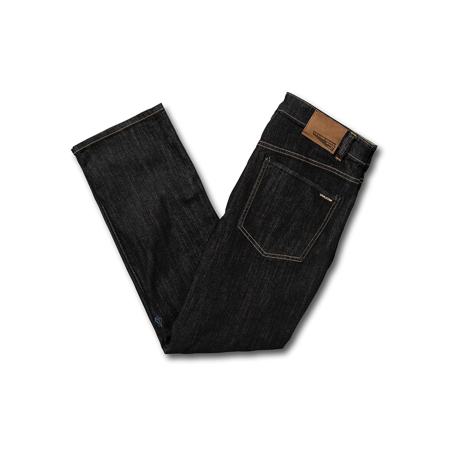 Volcom Mens Solver Denim Jean