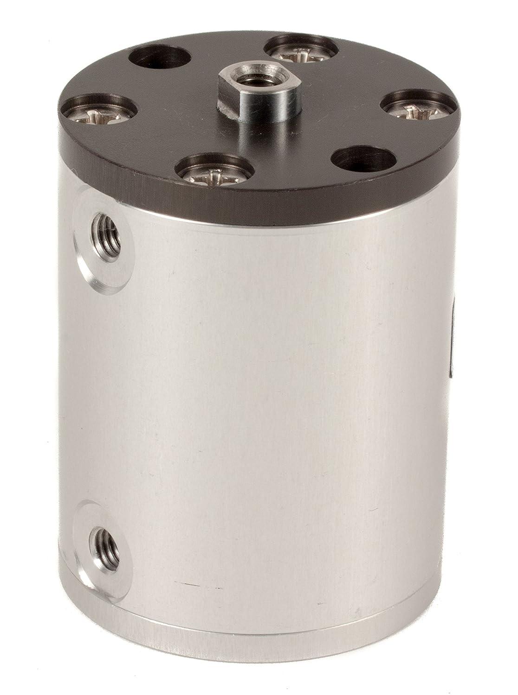 Fabco-Air I-7-X Original Pancake Cylinder, Double Acting, Maximum Pressure of 250 PSI, 3/4' Bore Diameter x 1-1/4' Stroke