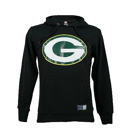 Sudadera con capucha, diseño oficial original del equipo de fútbol americano Green Bay Packers,
