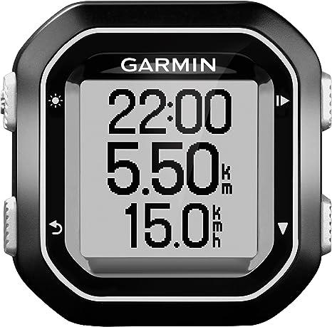 Garmin Edge 25-GPS, Negro: Amazon.es: Deportes y aire libre