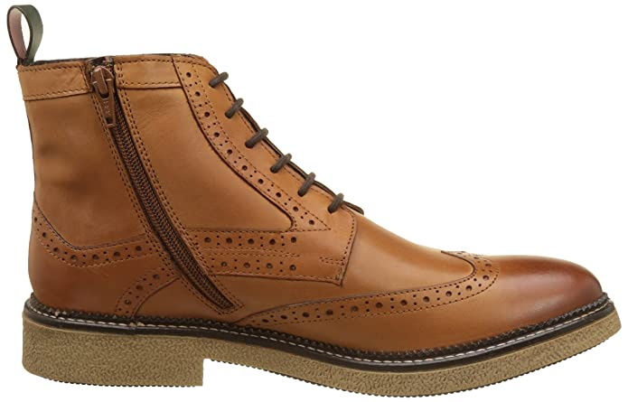 Fortino, Bottines Classiques Homme, Marron (Camel), 45 EUKickers