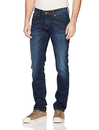 Denim Extensible Jeans Slim Fit - Vente Jusqu'à -50% Tommy Hilfiger BT8EZiW0x