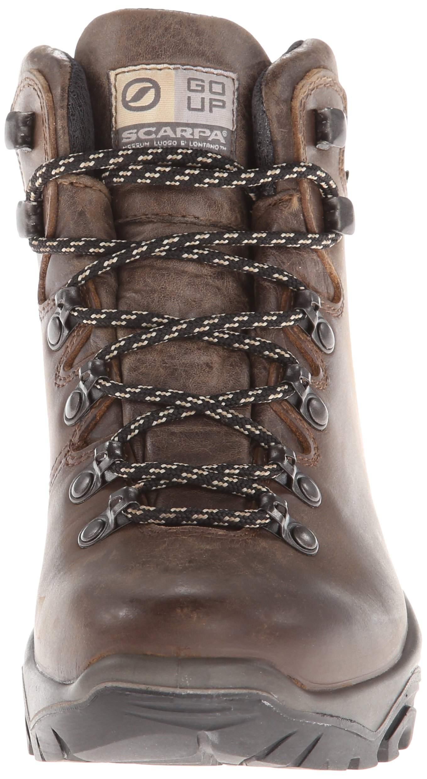 Scarpa Womens Women's Terra GTX Hiking Boot,Brown,42 EU/10 M US by SCARPA (Image #4)