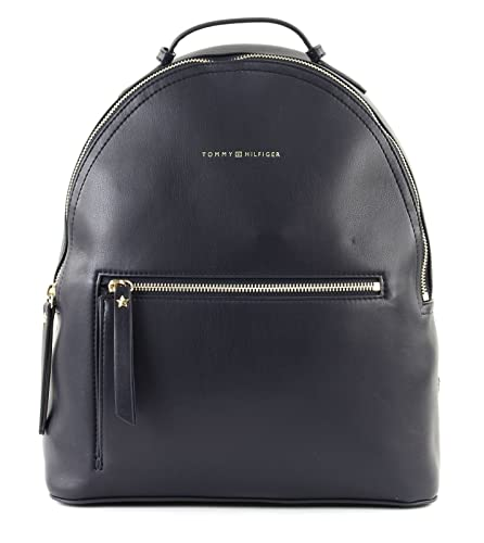 92d3f42e747 TOMMY HILFIGER Iconic Tommy Backpack Corporate Mix: Amazon.co.uk ...