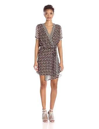 DRESSES - Short dresses Maison Scotch l8OrIZfA