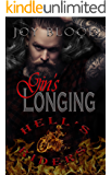 Gin's Longing (Hell's Riders MC Book 2)