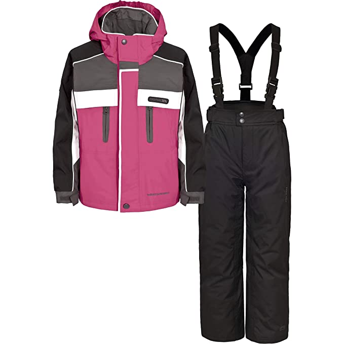 335cd2b4f Trespass Sumaco Outdoor Ski Set Kids  Amazon.co.uk  Clothing