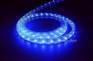 Amazon cbconcept ul listed 40 feet 4300 lumen blue cbconcept ul listed 40 feet 4300 lumen blue dimmable 110 aloadofball Gallery