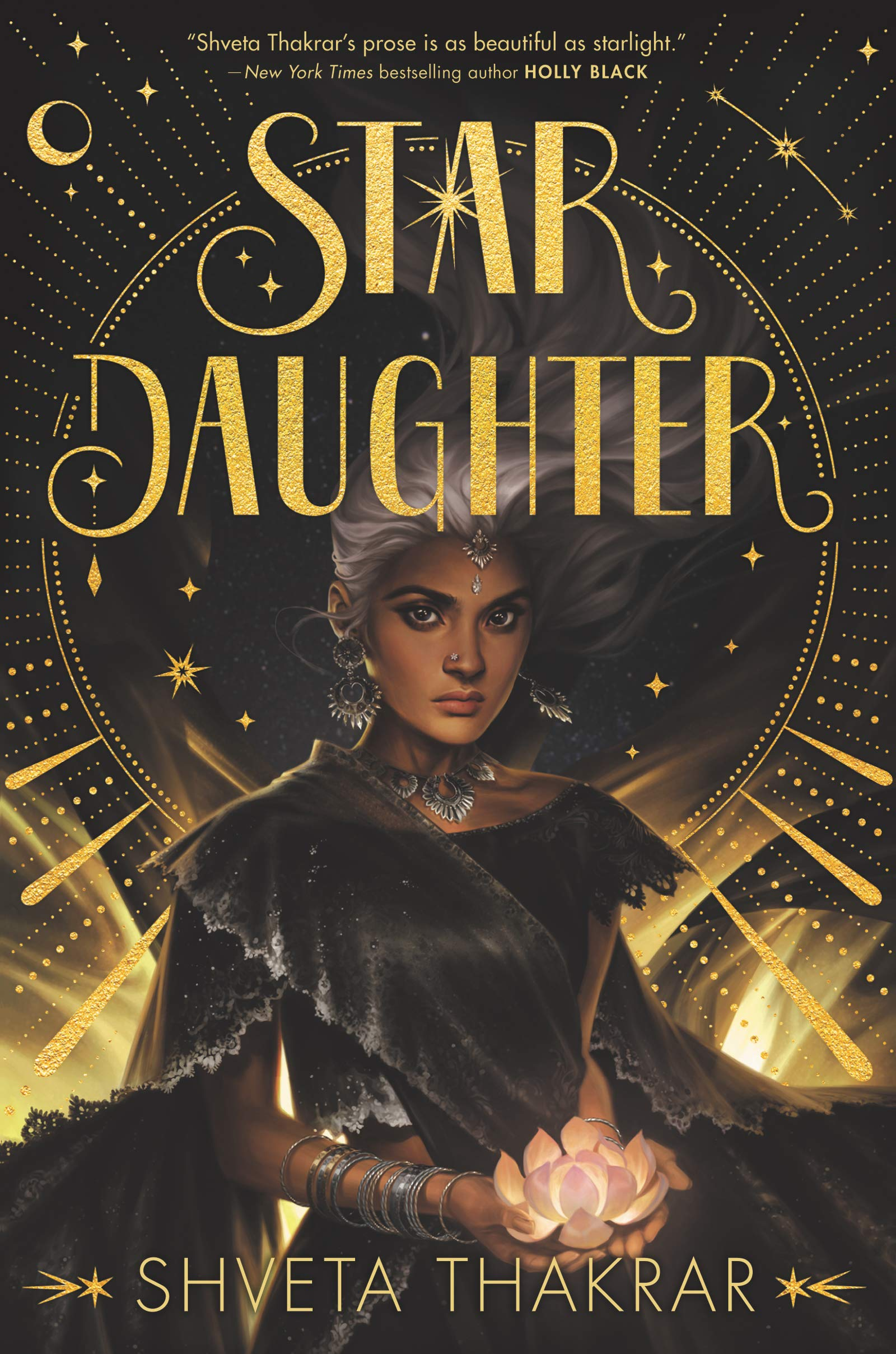 Amazon.com: Star Daughter (9780062894625): Thakrar, Shveta: Books