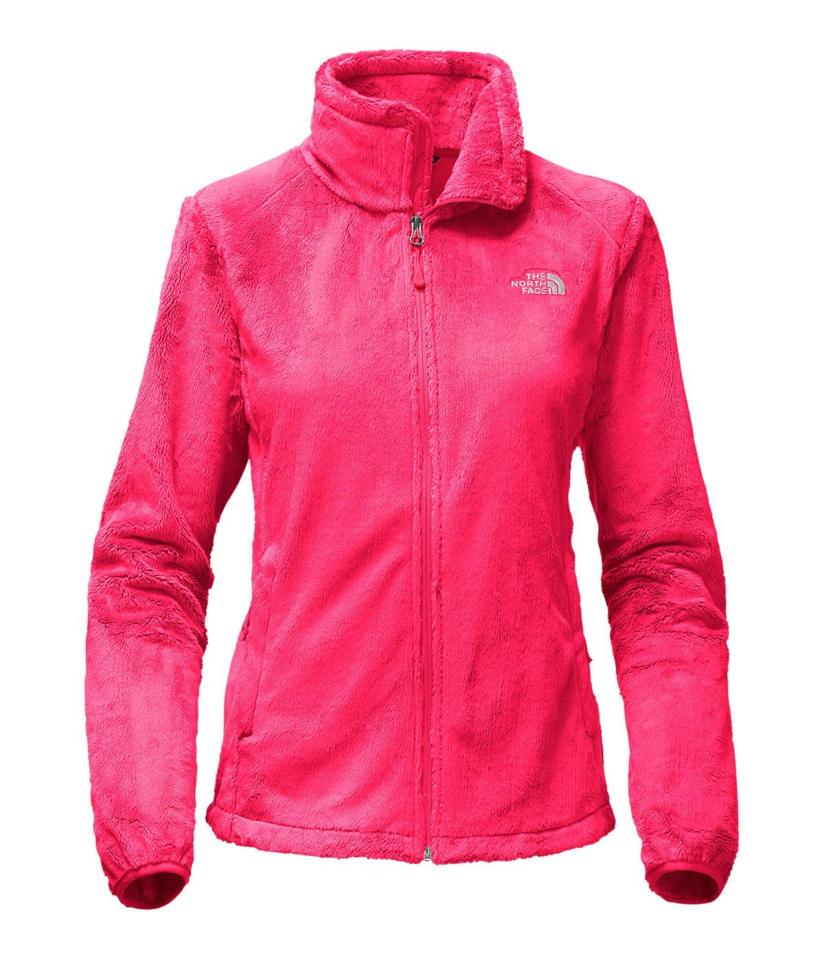 The North Face Women's Osito 2 Jacket Honeysuckle Pink XS