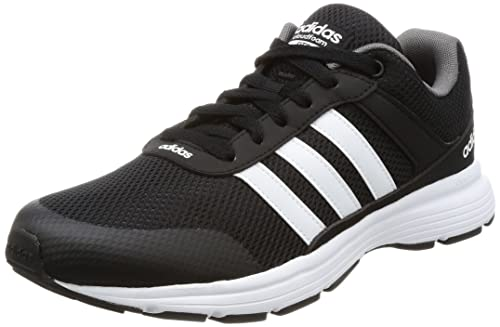 best service 69737 30334 adidas Scarpe Uomo Sneakers CF VS in Tela nera BB9687
