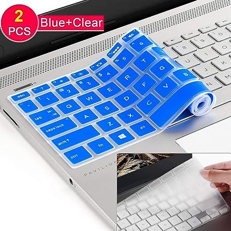 "HP ENVY 15M-BP012DX Keyboard Cover Skin for 15.6/"" HP Pavilion x360 15-BR075NR"