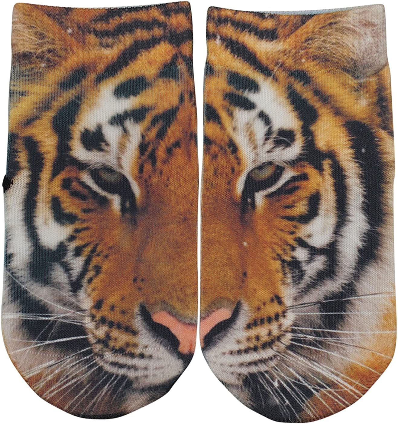 Amazon Com Unique Baby Socks Tiger Face Cute Infant No Slip Gripper Socks Unique Baby Boy Gift Baby Girl Socks For Newborn Babies Clothing
