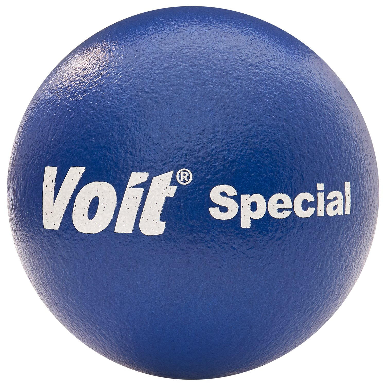 Voit Specialty Tuff Ball (8 1/4-Inch, Blue) by Voit