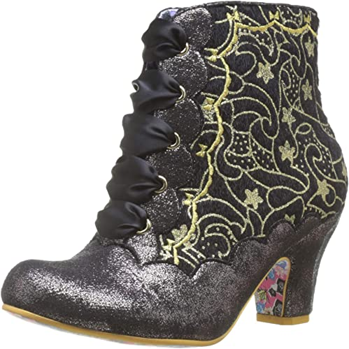 Chinese Whispers Ankle Boots