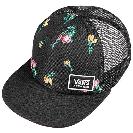 Vans Gorra Beach Bound WomenŽs Trucker de Baseball (Talla única - Negro): Amazon.es: Ropa y accesorios