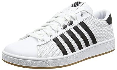 K-Swiss Hoke Eq CMF, Herren Sneakers, Weiß (White/Black/