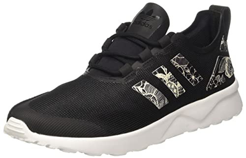 41def30c1 adidas Women s Zx Flux Adv Verve W Low-Top Sneakers  Amazon.co.uk ...