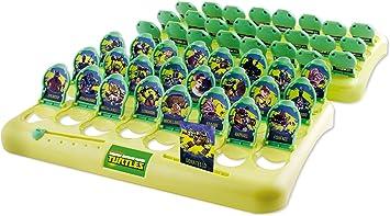 IMC Toys - Tortugas Ninja adivina personaje, juego de mesa (230248) [Importado de Inglaterra]: Amazon.es: Juguetes y juegos