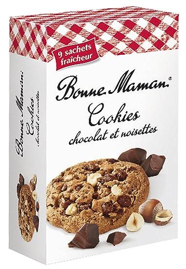 BONNE MAMAN Cookies Noisette 225 g - Lot de 2  Amazon.fr  Epicerie 47049c80fb6