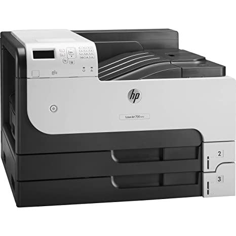 Amazon.com: HP LaserJet M712dn 41 ppm Red de 1200 x 1200 DPI ...