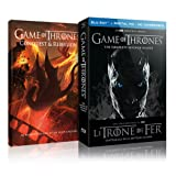Game of Thrones: Season 7 (with Conquest & Rebellion) [Blu-ray + Digital] (Bilingual)