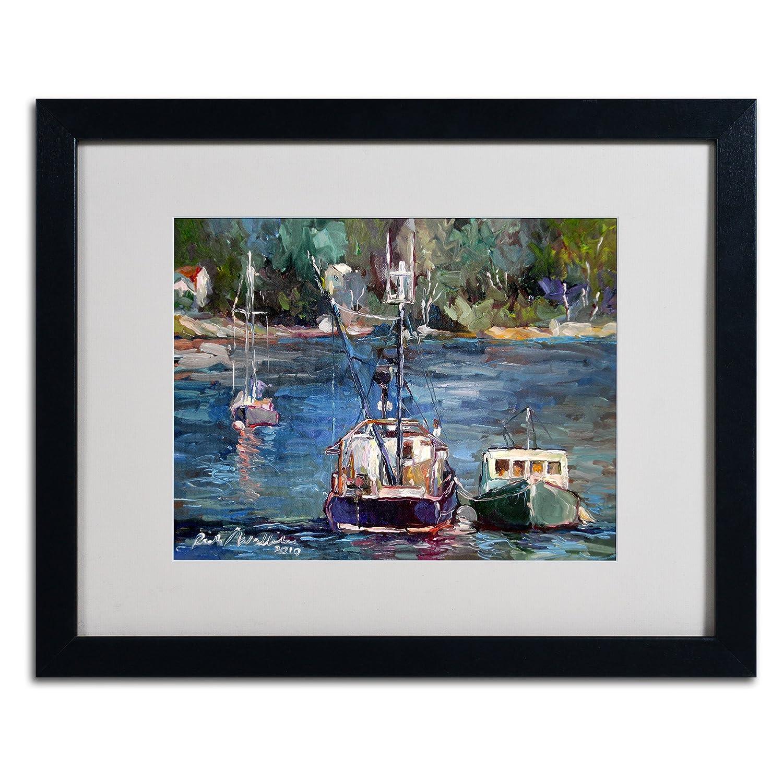 Amazon.de: Trademark Fine Art Markenzeichen Fine Art Waiting To Ride ...