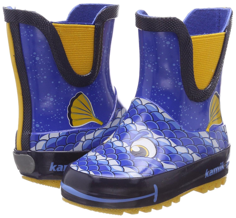 Rain Boots Clothing, Shoes & Jewelry Kamik Kids Bubblez