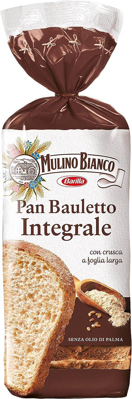 Mulino Bianco Panbauletto Integrale Gr.400
