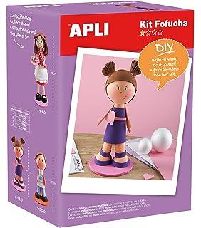 APLI Kids - Kit Fofucha niña (13845)