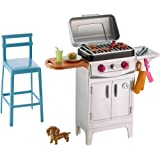 Barbie Barbique Grill, Multi Color