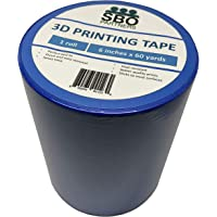"3D Printing Tape 6"" x 60 Yards Length"