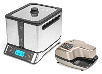 sous vide water oven smart hub pro by oliso 11 quart sous vide machine - Sous Vide Machine