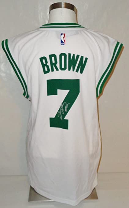 huge selection of 1d65a 1b92d Jaylen Brown CELTICS autograph jersey COA Memorabilia Lane ...