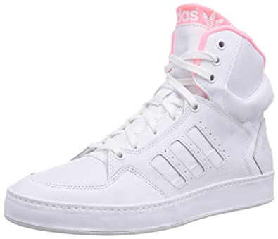 best cheap 9742a 21ff9 adidas Originals Bankshot 2.0, Baskets Femme - Blanc (FTWR WhiteFTWR White