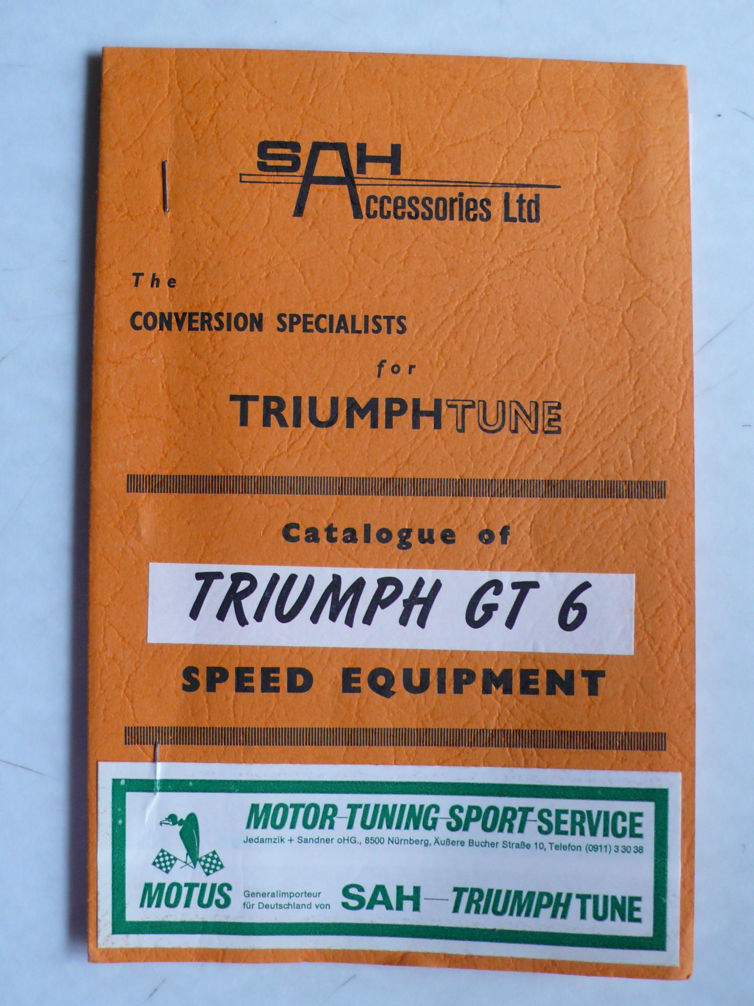 Image result for Triumphtune SAH logo