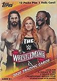 2020 Topps WWE Road To Wrestlemania Wrestling Blaster Box